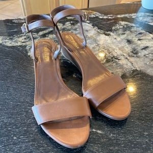 Cole Haan wedge sandals